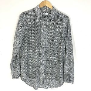 Equipment Blouse Button Down Style q400-e374